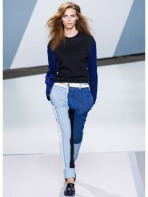 chambray and denim: 3.1 Phillip Lim