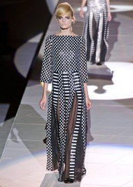high contrast graphics: Marc Jacobs