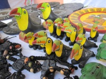 Toucan whistle souvenirs