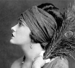 1920s turban