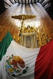 Shrine of our Lady Guadalupe