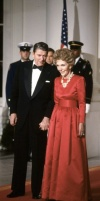 Nancy Reagan, 1980s
