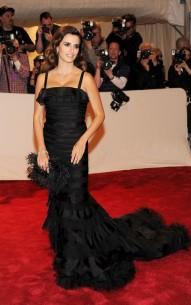 Penelope Cruz, Met Gala 2011