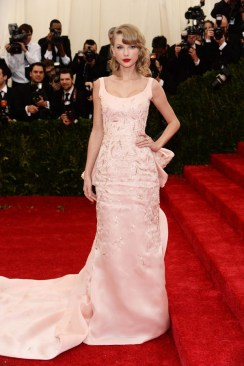 Taylor Swift, Met Gala 2014