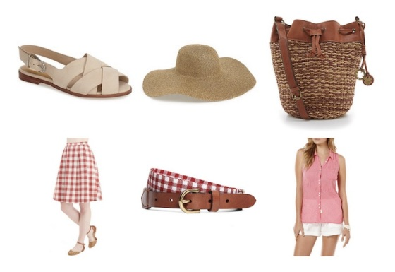 Red Gingham copy