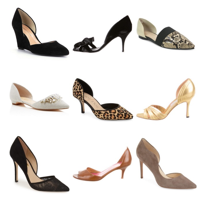 Fashion Shoes D'Orsay