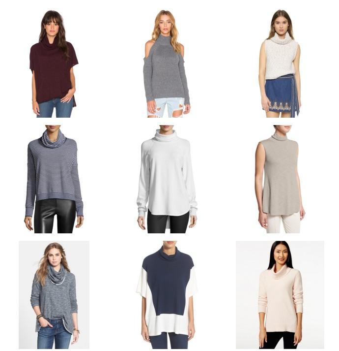 OOTD Style Fashion Turtleneck