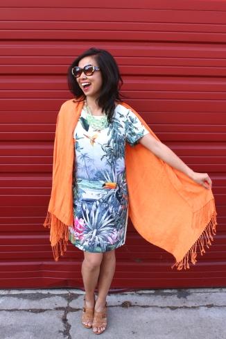 Fashion Style Shift Dress