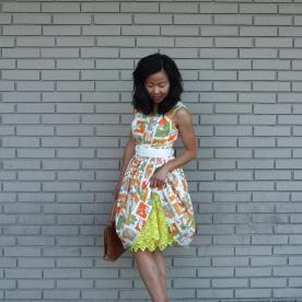 June: My Pretty Petticoat
