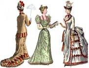 victorian fashion history
