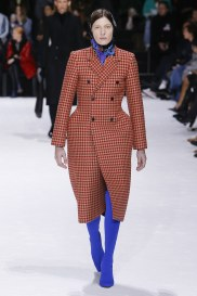 Houndstooth - Balenciaga Fall 2018