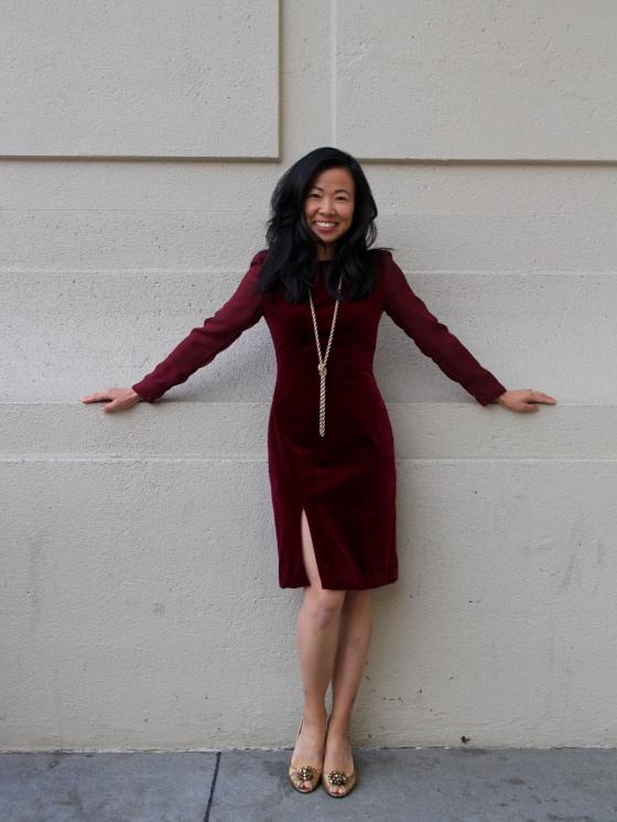7e432514a73e I'm wearing velvet and I'm feeling myself.